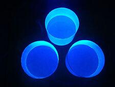 "3"" THREE INCH Diameter BC412 Plastic Scintillator Scintillation 3""x2-1/4"" Thick"