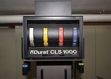 "Durst Laborator L138s 5x7"" + CLS 1000 Enlarger Multigrad + Farbe Technika"