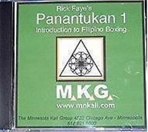 Rick Faye Panantukan 1 Kali JKD Silat Inosanto Arnis