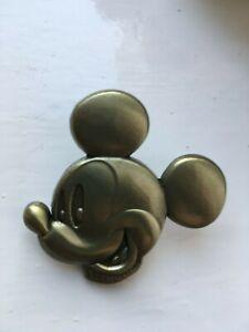 DISNEY GOLDEN MICKEY MOUSE PIN