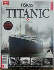 All About History Book of the Titanic UK Issue 5 2017 FREE SHIPPING sb