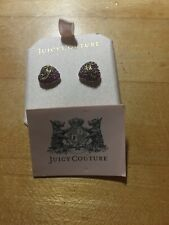 Pave Earrings Juicy Couture