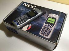 Teléfono móvil NEC DB1400 MP5J1R2-1A Movistar GSM Dualband sin cargador