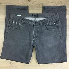 Jack & Jones J&J Core Workwear Rick Comfort Fit Grey Men's Jeans Size 38 (X9)