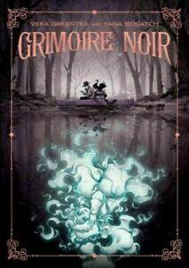 Grimoire Noir, Hardcover by Greentea, Vera Bogatch, Yana  #29896 U