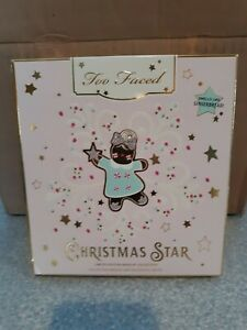 Too Faced 2019 Christmas Star Limited Ed Makeup Set AUTHENTIC NIB $213 Value