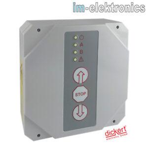 Dickert RTS16 FUNK 868 MHz Rolltorsteuerung Torsteuerung Funksteuerung f. Motor