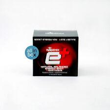 Isagenix Healthy Energy Shots E+ Shot Raspberry 6 bottles box