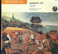 Beethoven – London Philharmonic Orchestra, Sir Adrian Boult ‎– Symphonie N°6 Pas