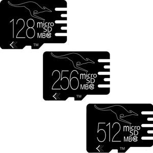 Micro SD Card NeoEdge V 128MB 256MB 512MB Classified Memory