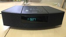 Excellent Condition! Bose Black Wave Radio/CD Player AWRC-1G