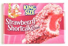 Strawberry Shortcake Ice Cream FRIDGE MAGNET (2 x 3 inches) sign doll 80's-style