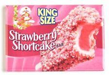 Strawberry Shortcake Ice Cream FRIDGE MAGNET (2 x 3 inches) sign doll 80's-style