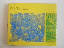 PET SHOP BOYS : SE A VIDA E THAT'S THE WAY LIFE IS #2 [CD SINGLE] ~ PORT GRATUIT
