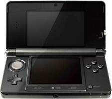 Cosmos Black Nintendo 3DS Console *Custom Firmware Preinstalled*