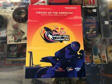 OFFICIAL CIRCUIT OF THE AMERICAS AUSTIN-TEXAS MOTOGP PROGRAM 2017