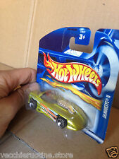 MATTEL HOT WHEELS Mini modelli automodello 1/64 SILHOUETTE II 55037 new sealed