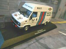 FIAT Ducato Rallye Service Martini Racing 1984 - 1986 Service Lancia  IXO 1:43