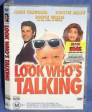 Look Who's Talking (DVD, 2000)*R4*Terrific Condition*Bruce Willis