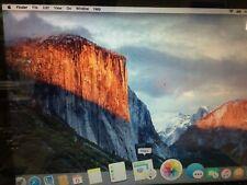 """OS X El capitan 10.11.6  Hard Drive 2.5"""" Macbook Pro Mac Mini 250GB A1278 A1286"""
