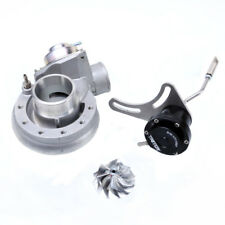 Tritdt Turbo Upgrade Compressor Kit Mhi Td04 Td04h Td04hl 19t With Bov Amp 12bar Wg