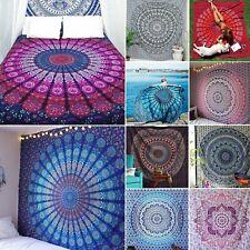 210CM Large Indian Wall Hanging Tapestry Throw Mandala Tapestries Bohemian Decor