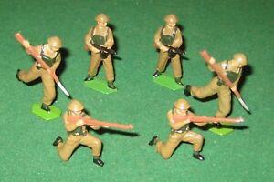 Britains 8803 WW2 British Infantry Set