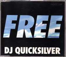 DJ Quicksilver - Free - CDM - 1997 - Trance 4TR