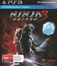 Ninja Gaiden 3 Playstation 3 PS3 - ONLY ONE LEFT!!!