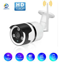 JOOAN 1080P HD WiFi Wireless Outdoor CCTV Security IP Camera Bullet Night Vision