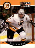 1990-91 Pro Set Hockey Cards 1-222 +Rookies - You Pick - Buy 10+ cards FREE SHIP