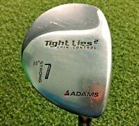 "Adams Tight Lies 2 Spin Control 7 Wood 22* RH / Regular Graphite ~41.5"" / mm2202"