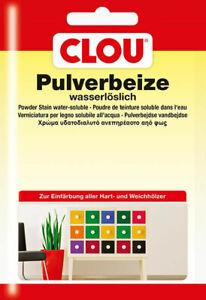 Clou Beize wasserlöslich für 250ml Wasser zum selbst ansetzen ca. 1-2 m²