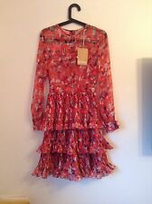BNWT 100% Auth Galliano RUNWAY Union Dress 6/36 RRP £950