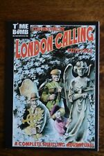 Lodon Calling Paperback – 1 Oct 2010  by Stephen Walsh Time Bomb Comics MINT