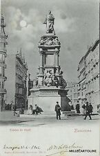 SPAIN - Barcelona - Estatua de Guell 1902