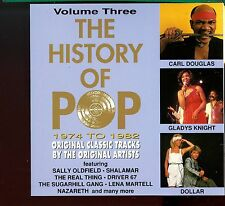The History Of POP - 1974-1982 - Volume 3 - MINT