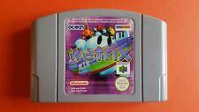 WETRIX / jeu Nintendo 64 / PAL EUR EUR