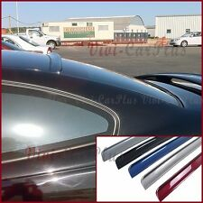 Painted B Type PU Rear Roof Spoiler For 04-06 Pontiac GTO Coupe 2DR Window Lip