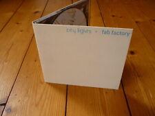 Fab Factory – City Lights DIGIPAK / PottHeadz CD 2001