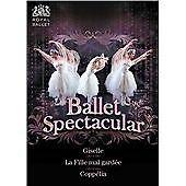 Opus Arte Ballet Music CDs