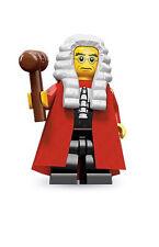 LEGO Minifigures / Minifiguras 71000 - SERIES 9 - Judge (NEW)
