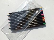 12 Personalised Colouring Pencils Lockdown Gift 'Any Name Printed'