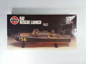 RAF Rescue Launch 1/72 AIRFIX 05281