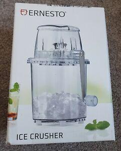 Ernesto Ice Crusher NEW Still Sealed