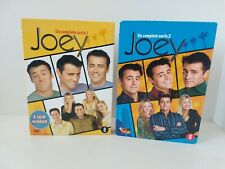 Joey TV Serie Complete Season 1 and 2 DVD Set Friends Spinoff Region 2 DVDs