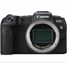 New Canon EOS RP Mirrorless Digital Camera Body
