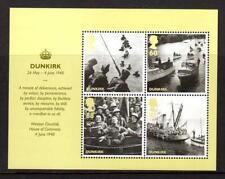 2010 GB DUNKIRK - BRITAIN ALONE Miniature Sheet MS3086 MNH Unmounted Mint UMM