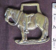 Vtg./Antique Horse Brass/Horse