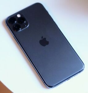 Apple iPhone 11 Pro - 512GB - Space Gray (Unlocked) A2160